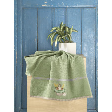 Кухонные полотенца махровое