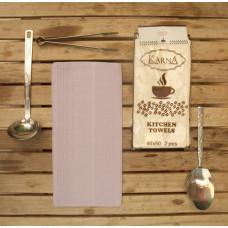 Салфетки вафельные MEDLEY 40x60 см 1/2 - Сиреневый