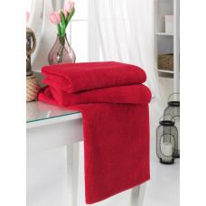 Полотенце PHILIPPUS   для гостиницы 70х140 (6 шт.) 20/2 VIZYON  - бордовый