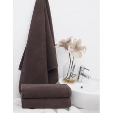 Полотенце PHILIPPUS   для гостиницы 70х140 (6 шт.) 20/2 VIZYON  - шоколадный